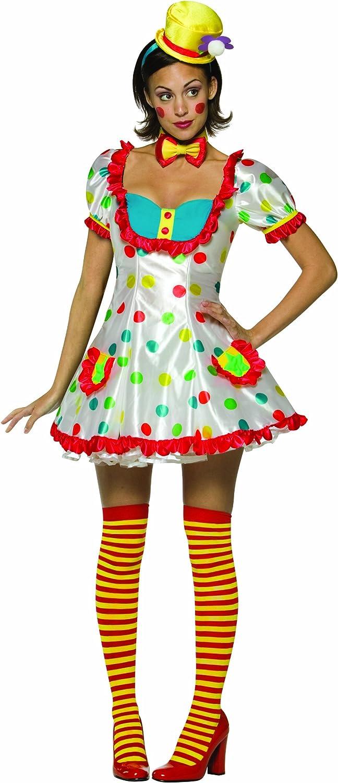 Clown - Disfraz de payaso para mujer, talla M (36-38) (178817 ...