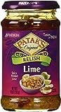 Patak's Lime Relish - 10 oz