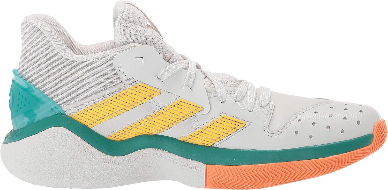 adidas Harden Stepback Chaussures de Sport pour Homme Gris Tourterelle Vert