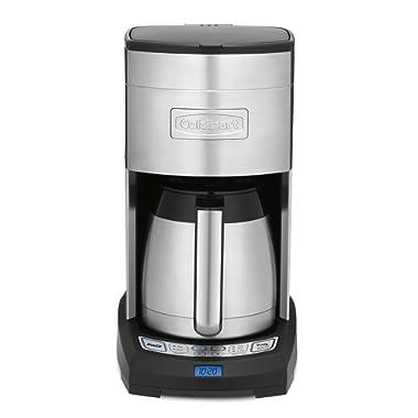 Cuisinart DCC-3750 Elite 10-Cup Thermal Coffeemaker, Stainless Steel - Amazon Exclusive