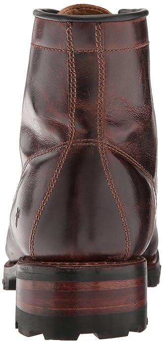 3f41e4a0c356b Amazon.com  FRYE Men s Addison Lug Lace Up Ankle Bootie  Shoes