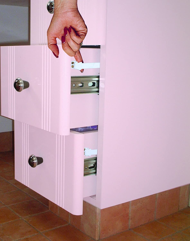 Dreambaby G149 Schubladenverriegelung (3er): Amazon.de: Baby