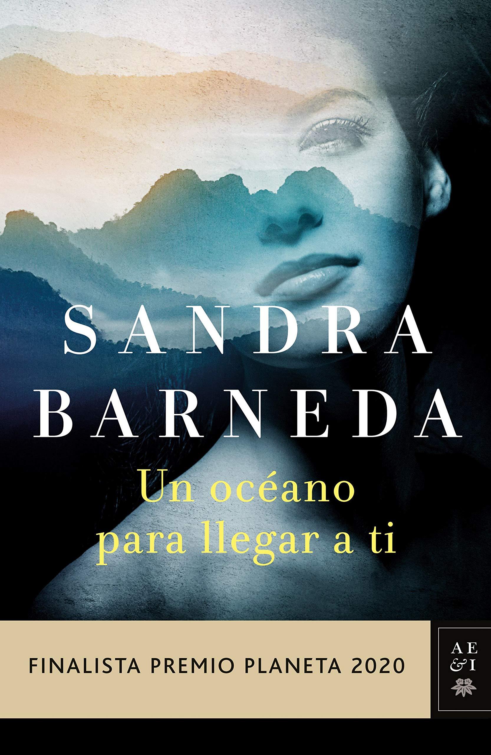 Los 5 Mejores Libros Y Más Vendidos Del Corte Inglés - Un Océano Para Llegar A Ti - Sandra Barneda