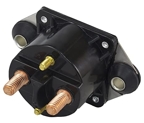 amazon com new starter solenoid fits mercury marine 65 75 80 90 100 rh amazon com