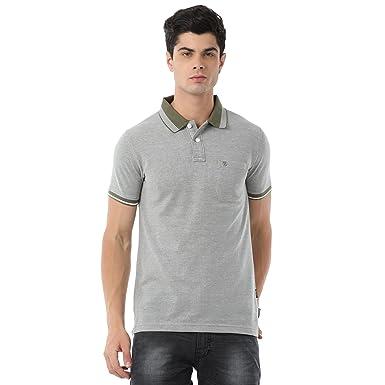 e7951e33d199 Classic Polo Multi-Color Slim Fit Polo T Shirt for Men: Amazon.in ...