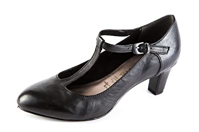 Tamaris Damen Business Pumps Schwarz Gr. 37