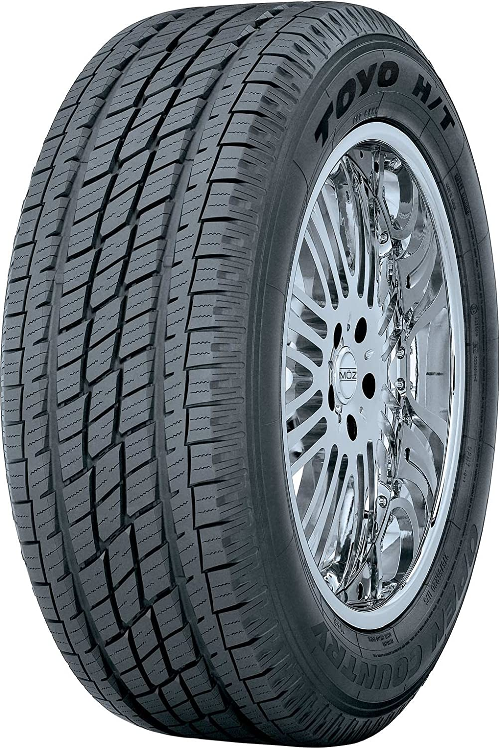 245//75-17 TOYO OPEN COUNTRY H//T 121S BSW 10P