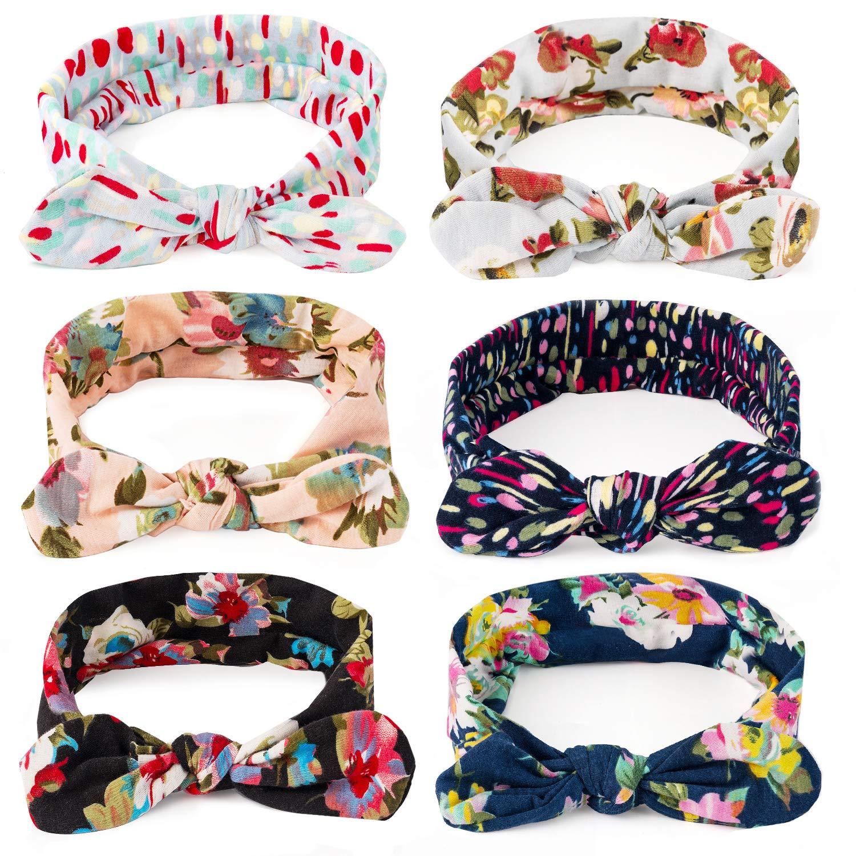 Women Headbands Turban Headwraps Hair Band Bows Accessories for Fashion Or Sport