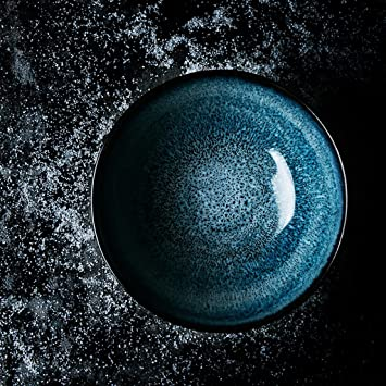 Creative Ceramic Bowl Creative Geschirr Salat Ramen Suppe Schüssel ...