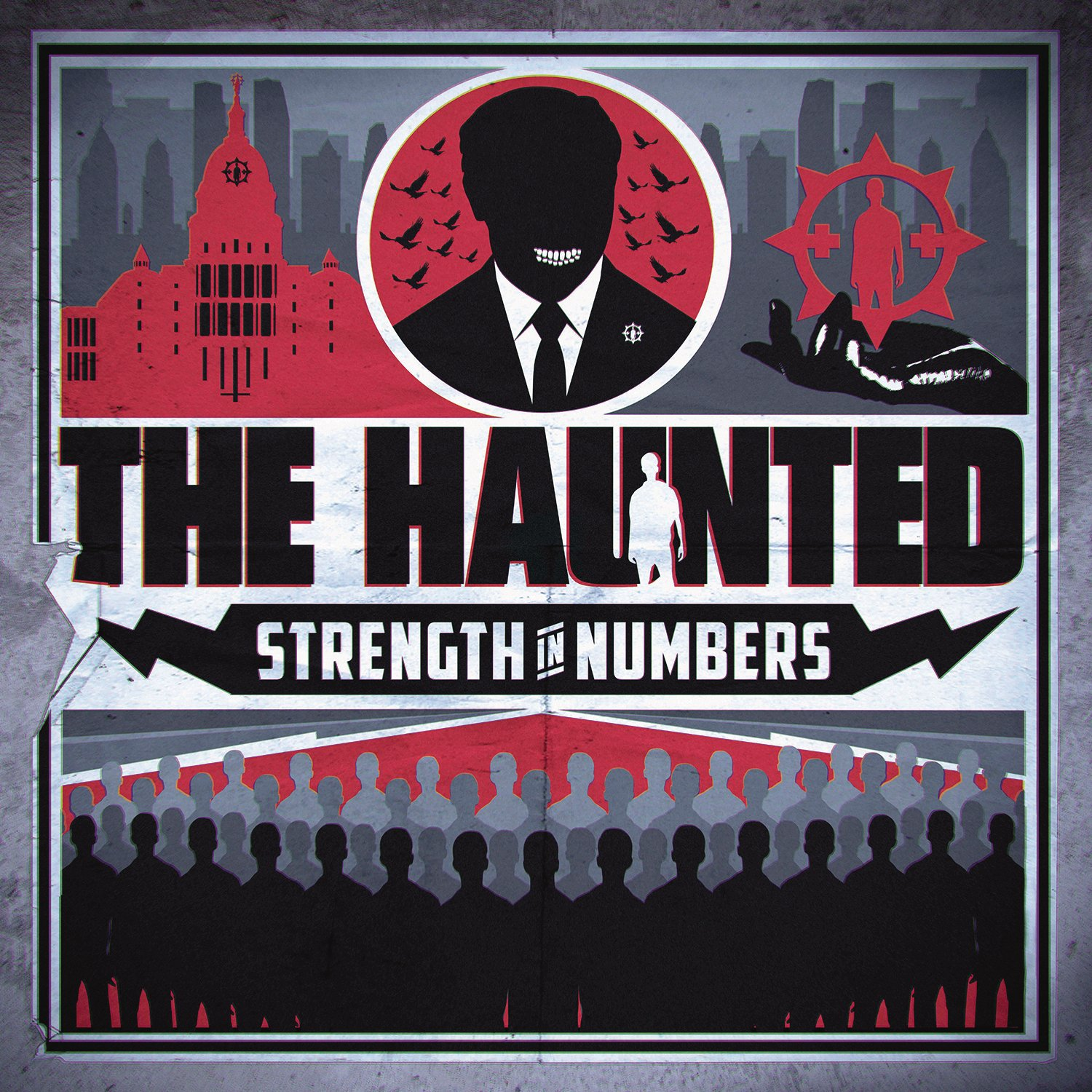 Vinilo : The Haunted - Strength In Numbers (LP Vinyl)