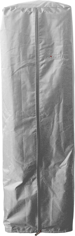 Hiland HVD-GTTCV-S Heavy Duty Waterproof Glass Tube Tabletop Heater Cover-39-Silver, Tan