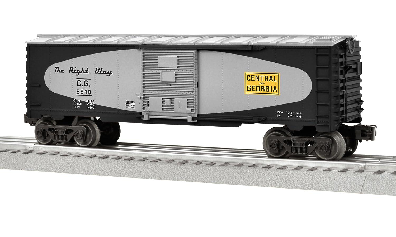 100% garantía genuina de contador Lionel Trains Trains Trains Central Georgia BoxCoche  diseño único