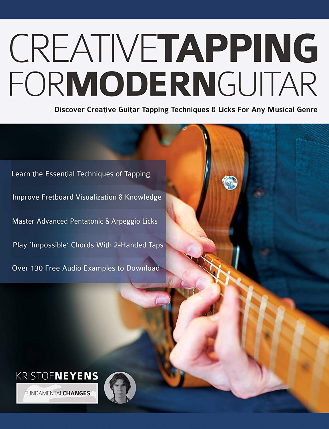 Creative Tapping For Modern Guitar: Discover Creative Guitar ...