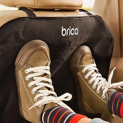 Brica Munchkin 2x Schutzmatte für Rückseite Auto-Vordersitze Rückenlehnenschutz