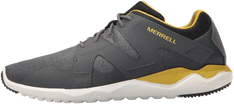 Merrell Herren 1six8 1six8 Herren Lace M Gymnastikschuhe, schwarz 4172ac