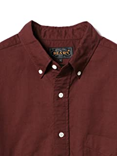 Oxford Buttondown Shirt 11-11-4329-139: Burgundy