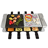 1. Cucinapro Deluxe 8 Person Electric Tabletop Cooker