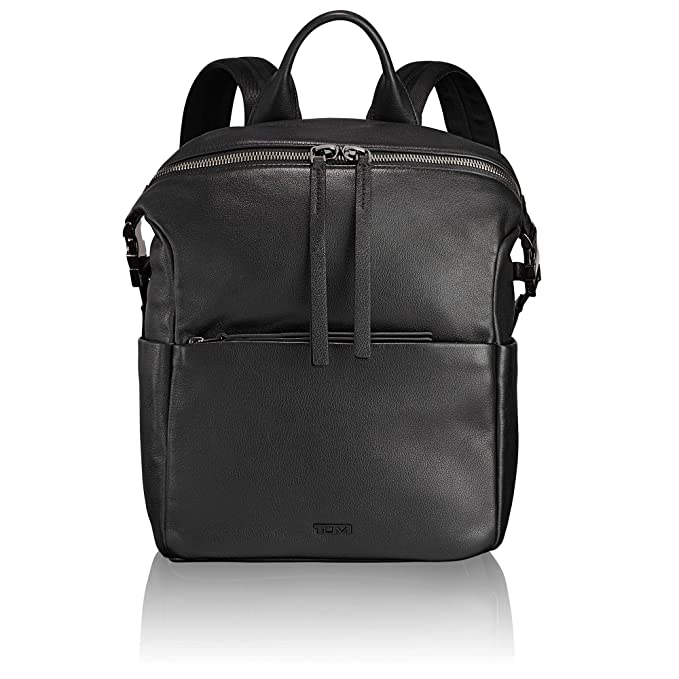 top quality superior quality 2018 sneakers TUMI - Mezzanine Pat Leather Laptop Backpack - 12 Inch Computer Bag for  Women