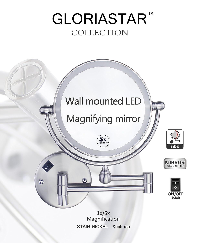 jerdon mounted mirror wiring diagram diy wiring diagrams u2022 rh dancesalsa co Jerdon Lighted Makeup Mirror Jerdon Wall Mount Mirror