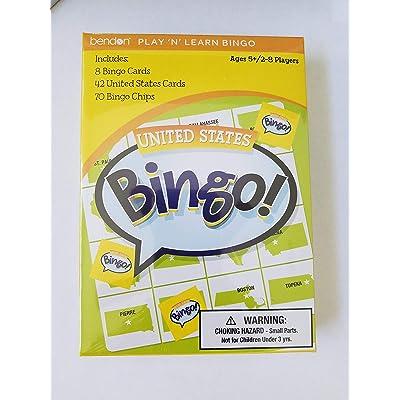 Play 'N' Learn Bingo, United States: Toys & Games