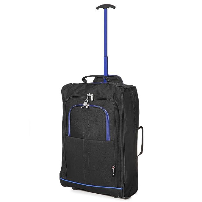 """144 opinioni per 21""""/555città nero avanti leggero Cabin Approved borsa trolley bagaglio a mano"""