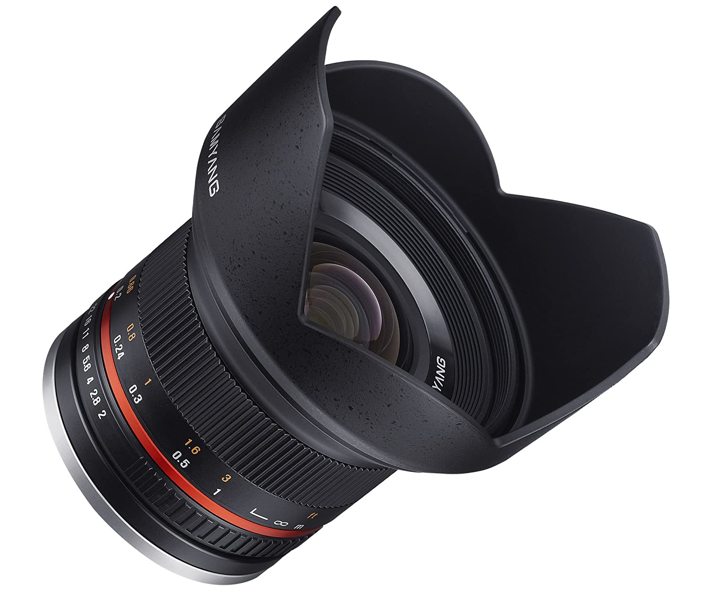サムヤン SAMYANG 12MM F2 NCS CS ミラーレス用 超広角レンズ マイクロフォーサーズ 用【並行輸入品】   B00LI104OW