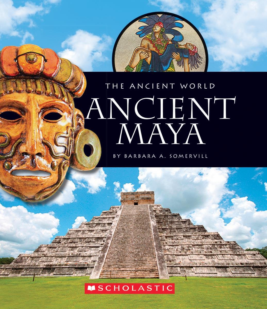 Download Ancient Maya (Ancient World (Children's Press)) pdf