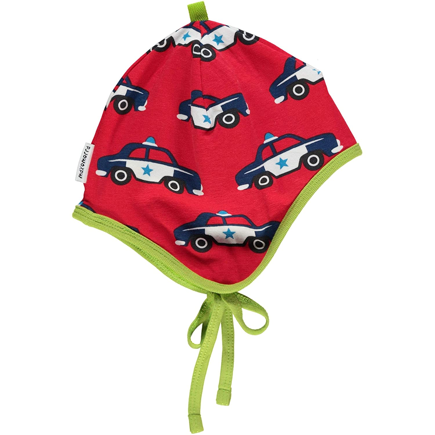 Maxomorra Baby Boys Hat Red red 48//50