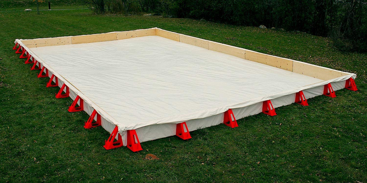 45+ Backyard Ice Rink Boards Pictures - HomeLooker