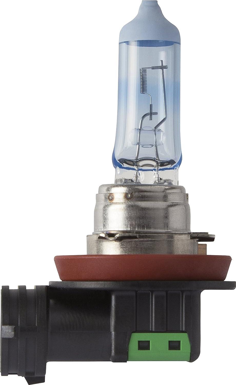 Philips WhiteVision 12972WHVSM Efecto Xenon H7 Bombilla Para Faros Delanteros 3700 K Pack 2 Unidades