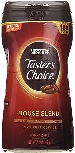 "Taster's Choice Original Gourmet Instant Coffee 12Oz ""3 Pack"""