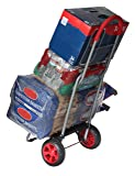 dbest products Mighty Max Personal Dolly, Blue