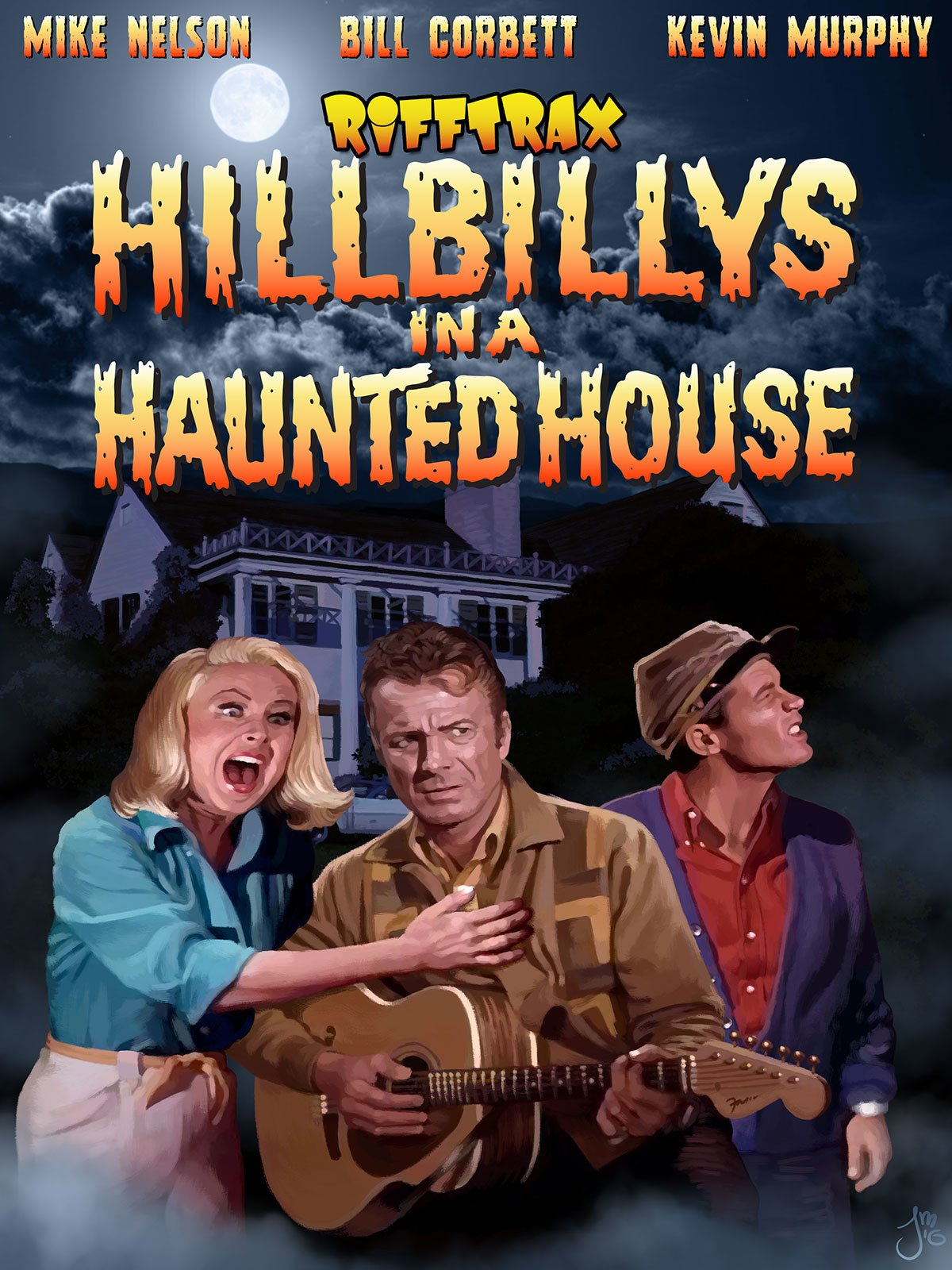 RiffTrax: Hillbillys in a Haunted House on Amazon Prime Video UK