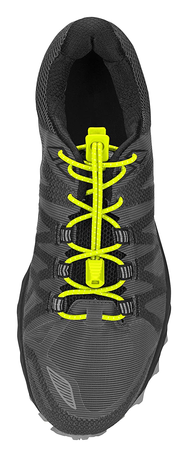 Nathan Elastic No Tie Shoe Laces for Running and Active Sports Safety One Size SHOCK DOCTOR NATHAN NS1170-0186-00
