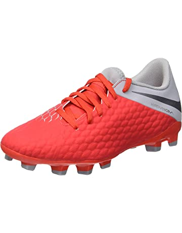 best cheap 48f64 91ae8 Nike Jr Hypervenom 3 Academy FG, Zapatillas de fútbol Sala Unisex para Niños