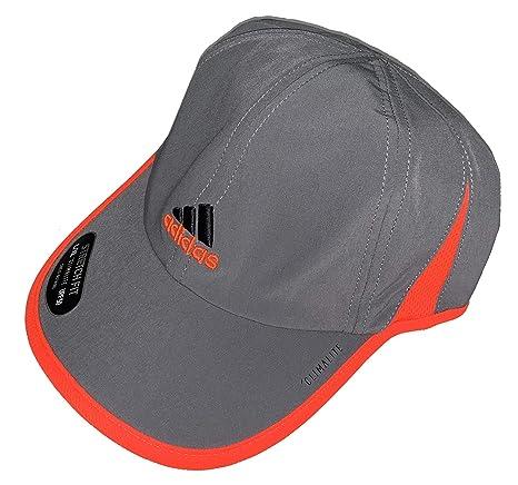 1f0e09dc82d1c Amazon.com: adidas Adizero Climalite Superlite Stretch Cap Men's ...