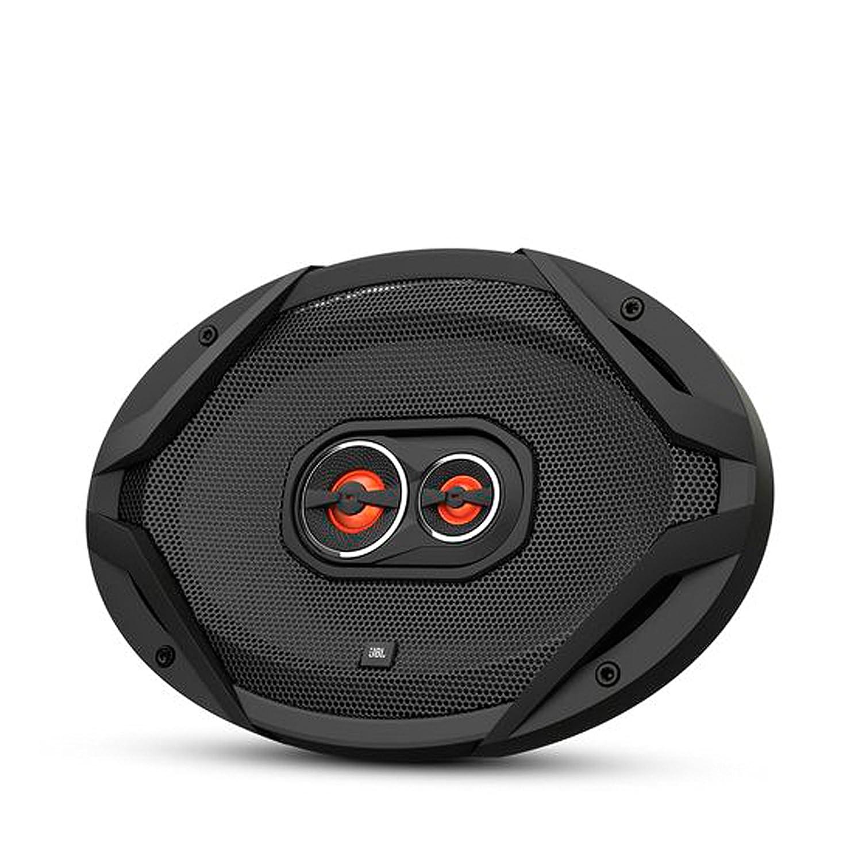schwarz 1 Paar JBL GX502 2-Wege Auto-Hifi Lautsprecher mit Lautsprecherabdeckungen