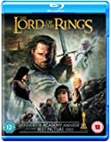 Lord Of The Rings: Return Of The King [Edizione: Regno Unito] [Blu-ray] [Import anglais]