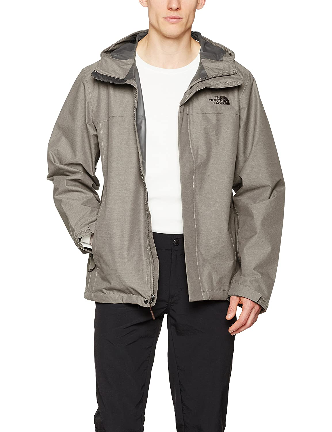 The North Face OUTERWEAR メンズ B01HQS8D5C Small|Falcon Brown Heather/Falcon Brown Heather Falcon Brown Heather/Falcon Brown Heather Small