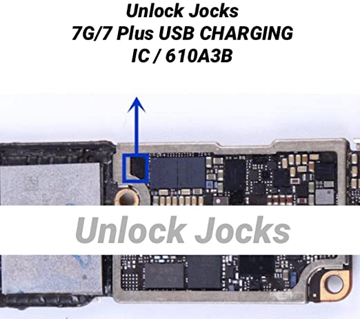 huge selection of 28c9f a8674 Amazon.com: Tristar Logic 1610A3B USB Charging IC U2 Replacement ...