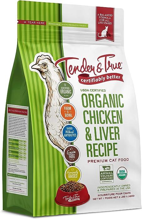 Top 10 Premium Organic Cat Food