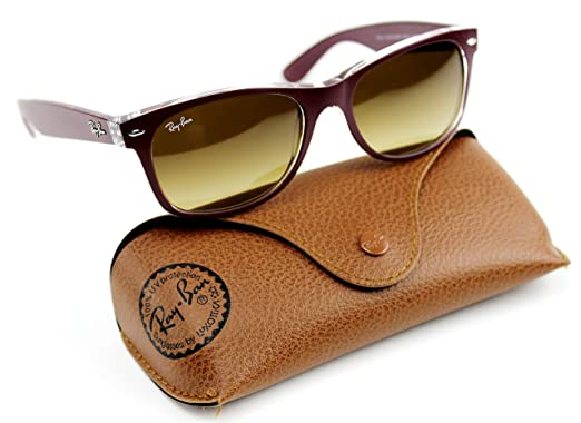 517c365521 Image Unavailable. Image not available for. Color  Ray-Ban RB2132 605485  Wayfarer ...