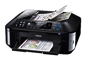 Amazon.com: Canon Pixma MX885 Inyección de tinta impresora ...