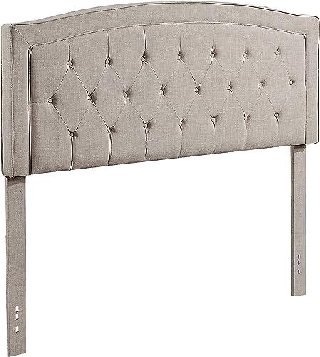 Rosevera Gasparo Upholstered Panel Headboard