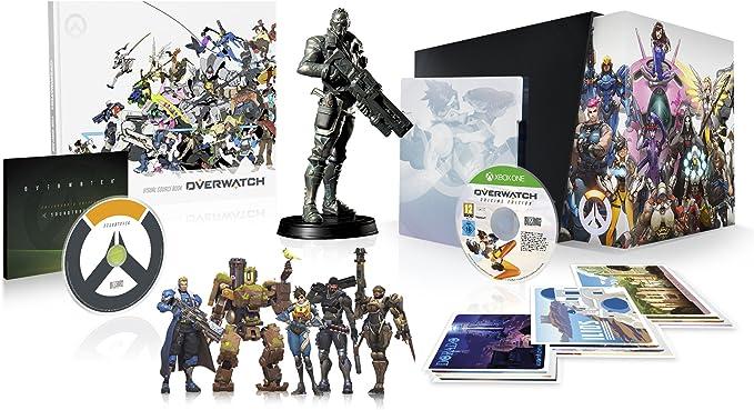 Overwatch Collectors Edition [Importación Inglesa]: Amazon.es: Videojuegos