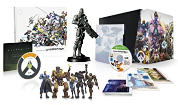 Overwatch Collector S Edition Xbox One By Blizzard Amazon De