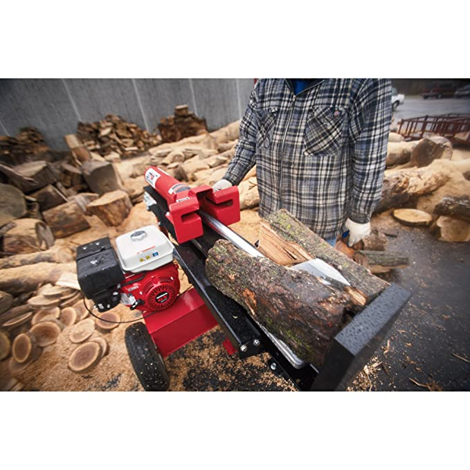 northstar log splitter reviews