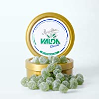 Pastilhas Valda Classic, Kit com 10 Latas de 50g