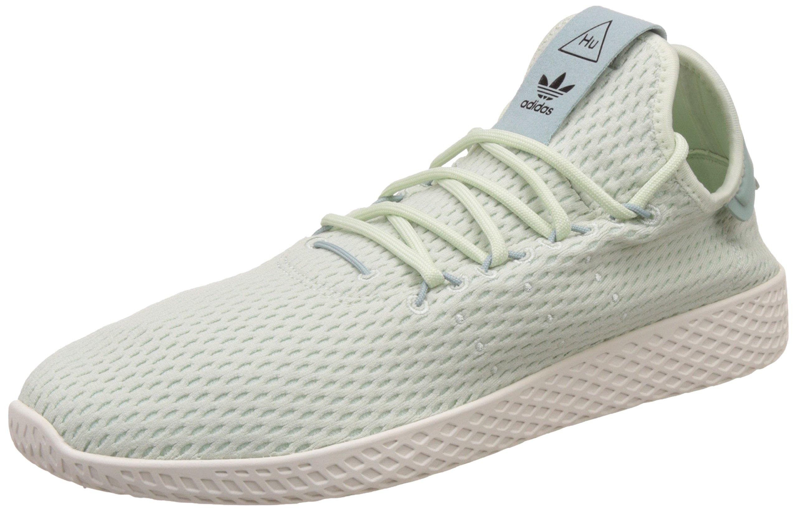 adidas Originals PW Tennis HU Mens Trainers Sneakers (UK 3.5 US 4 EU 36, Linen Green CP9765)