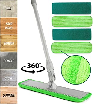 Turbo Microfiber 360 Degrees Dust Mop